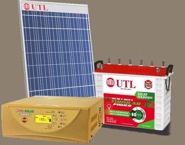 1 kVA 12V Solar Inverter