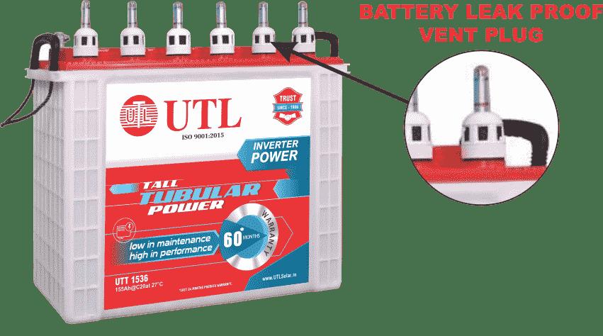 Battery Leak Proof Vent plug
