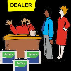 Inverter Battery problem Dealer