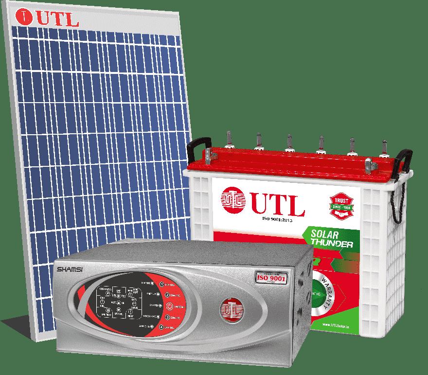 Shamsi SPGS (Solar Power Generating System) Pricing