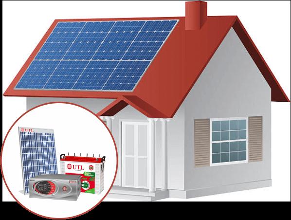 Solar House Inverter