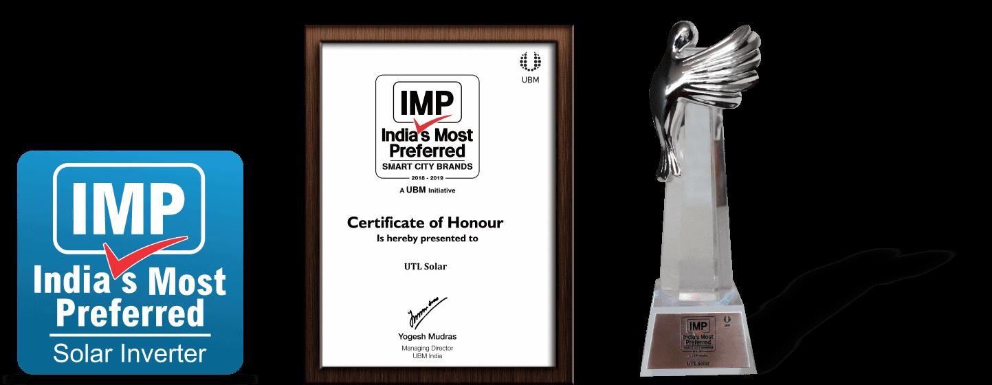 India's Most Preferred Solar Inverter Brand