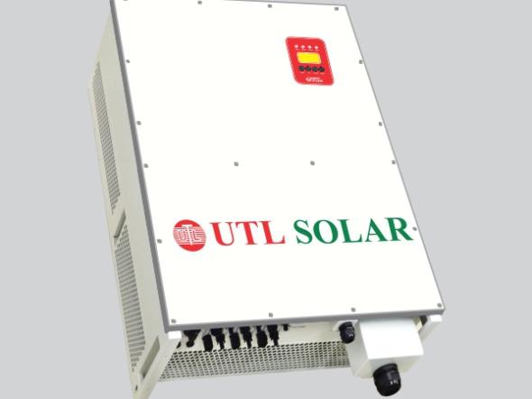 String Solar Inverter On-Grid