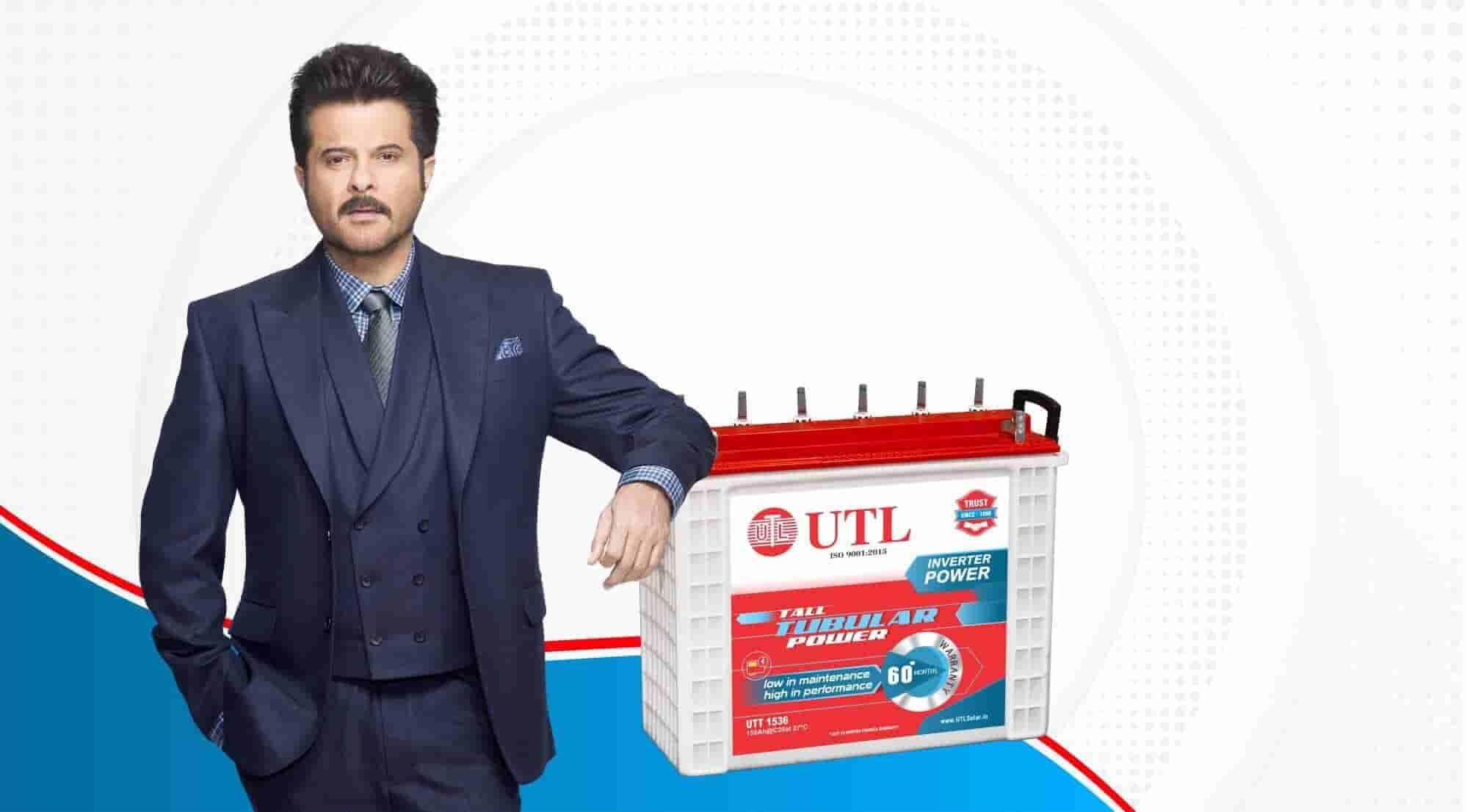UTT 1536 Solar Inverter Battery